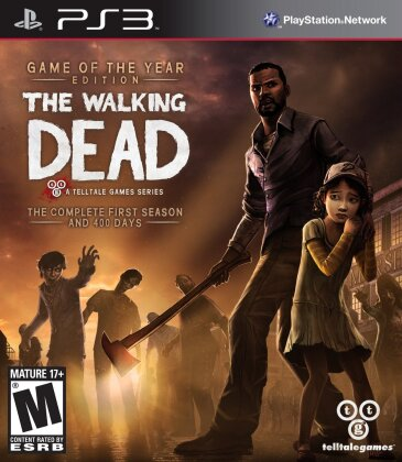 Walking Dead (Us-Version) (Game of the Year Edition)