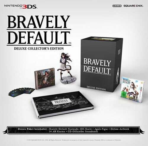 Bravely Default Flying Fairy (Collector's Edition)