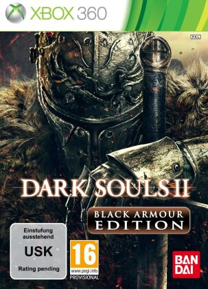 Dark Souls 2 (Black Armour Edition)
