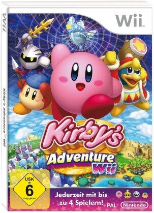 Wii Kirbys Adventure