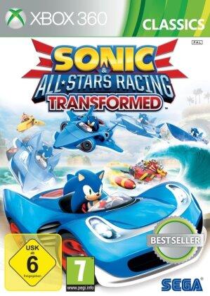 Sonic All-Stars Racing Transformed Classics