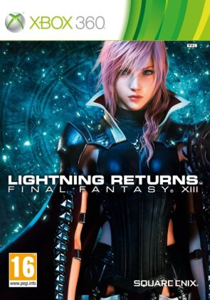 Final Fantasy XIII - Lightning Returns (SteelbookEdition)