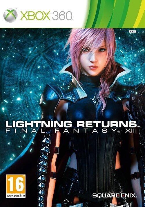 Final Fantasy XIII - Lightning Returns (SteelbookEdition)
