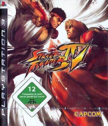 Street Fighter 4 Platinum
