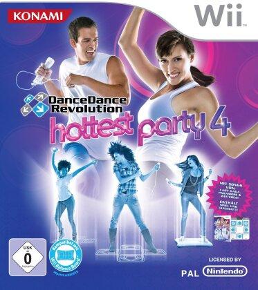 Dance Dance Revolution Hottest Party 4+Matte