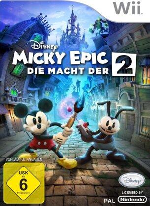Disney Micky Epic 2 - Die Macht der 2 (German Edition)