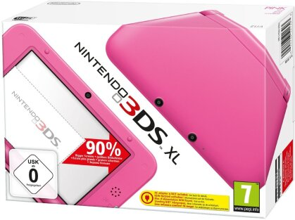 Nintendo 3DS XL PINK