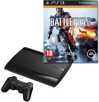 Sony PS3 500GB + Battlefield 4