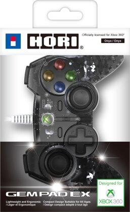 XB360 Controller Gem Pad (Onyx)