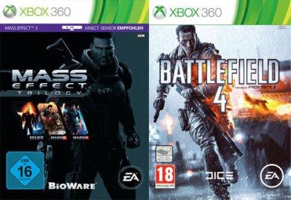 Mass Effect Trilogy + Battlefield 4 Bundle