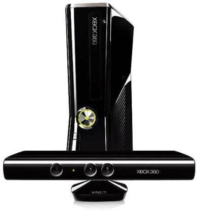 XB360 Konsole 4GB + Kinect