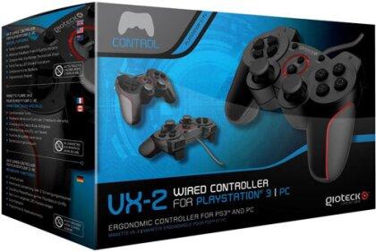 PS3 Controller VX-2 kabel Gioteck