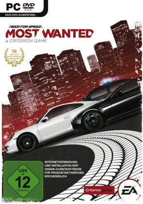 Pyramide : Need for Speed - Most Wanted