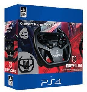 Compact Racing Wheel - DriveClub Edition [PS4]