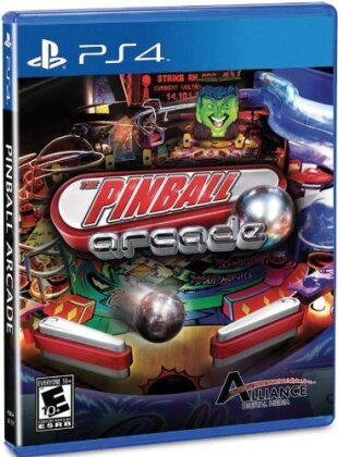 Arcade Pinball (US-Version)