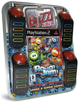 Buzz Junior Robo Jam + 4Buzzer