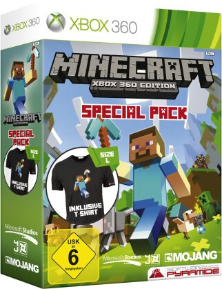Minecraft Xbox 360 Edition (Special Pack)
