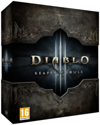 Diablo III: Reaper of Souls Add-On (Collector's Edition)