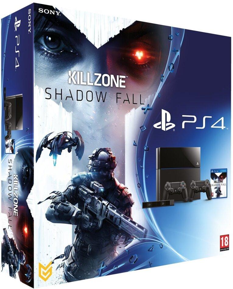 Sony Playstation 4 Konsole 500GB (Gamer Edition)