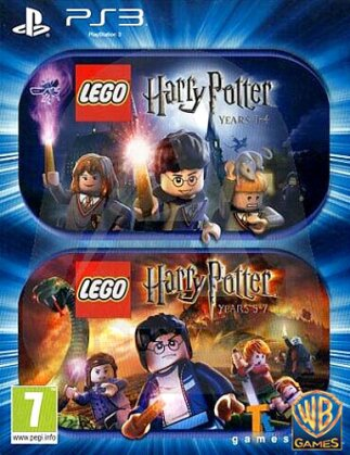 Lego Harry Potter Doppelpack Jahre 1-7