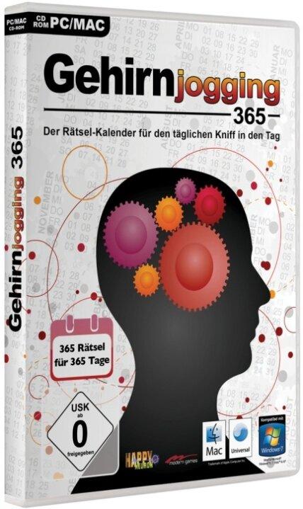 Gehirnjogging 365
