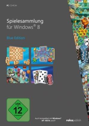 Spielesammlung für Windows 8 - Blue Edition