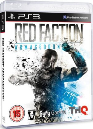 Red Faction Armageddon (GB-Version)
