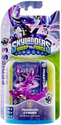 Phantom Cynder Single Character for Skylanders Swap Force