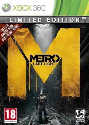 Metro Last Light (GB-Version)