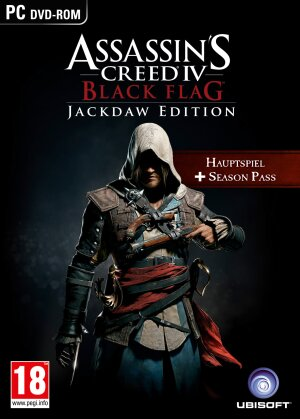 Assassin's Creed 4 Black Flag (Jackdaw Edition)