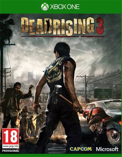 Dead Rising 3 (GB-Version)