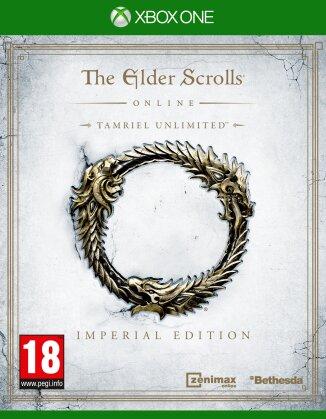 The Elder Scrolls Online: Tamriel Unlimited (Imperial Edition)