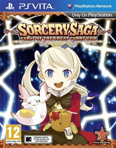 Sorcery Saga - Curse of the Great Curry God (GB-Version)