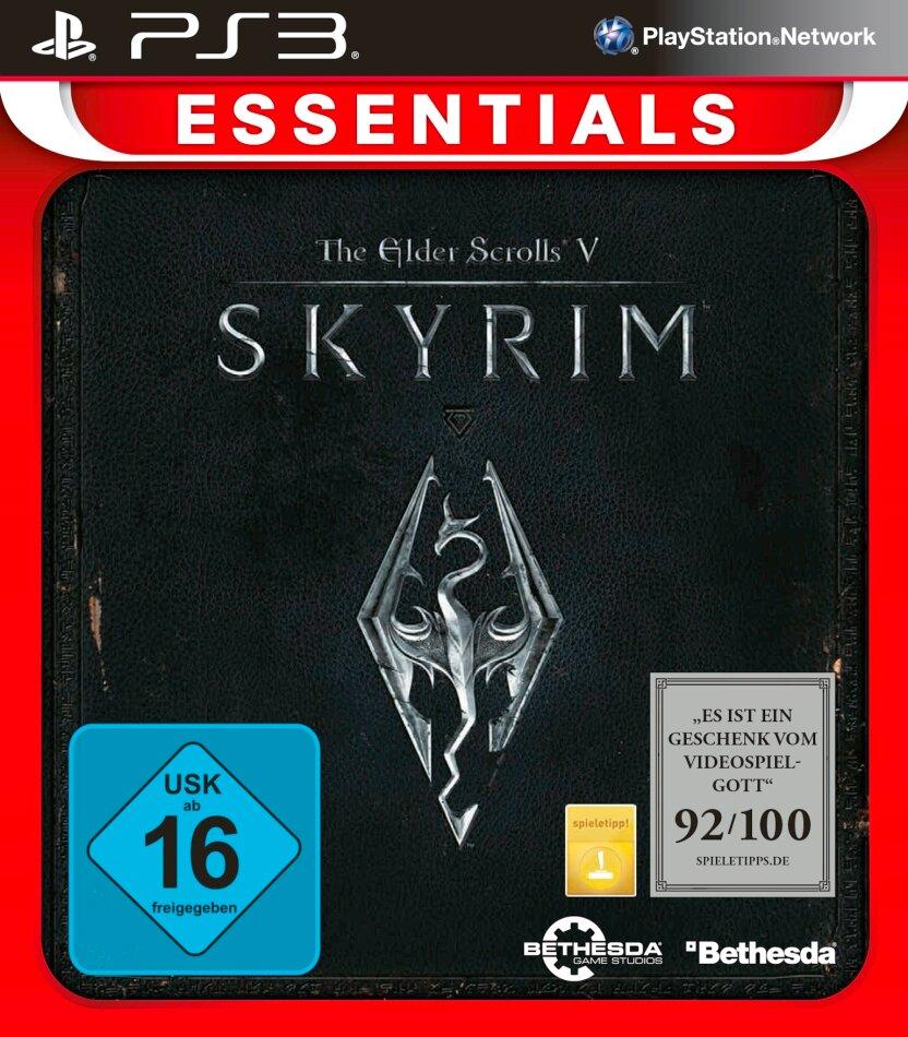 The Elder Scrolls V: Skyrim - Pyramide