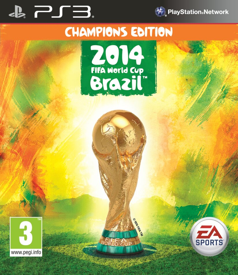 FIFA World Cup 2014 Brazil - Champions Edition