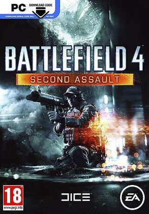 Battlefield 4 Second Assault (Code in a Box)