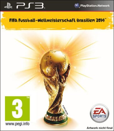 FIFA WM Brasilien 2014 (GB-Version)