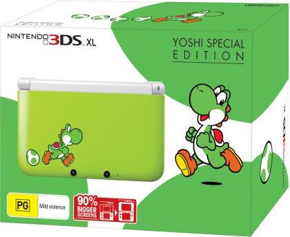 3DS Konsole XL Yoshi Island (Special Edition)