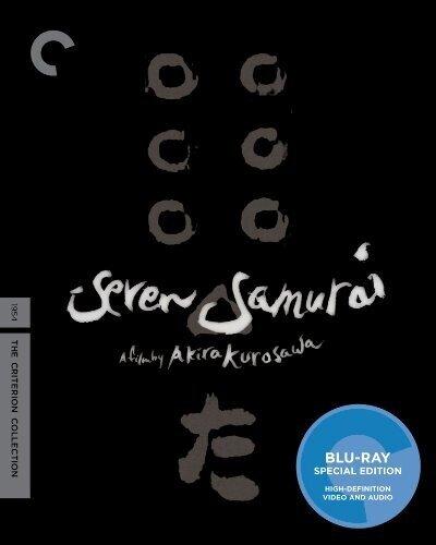 Seven Samurai (1954) (Criterion Collection, 2 Blu-rays)