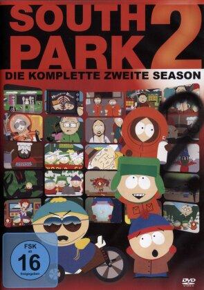 South Park - Staffel 2 (Repack 3 DVDs)