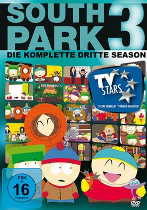 South Park - Staffel 3 (Repack 3 DVDs)