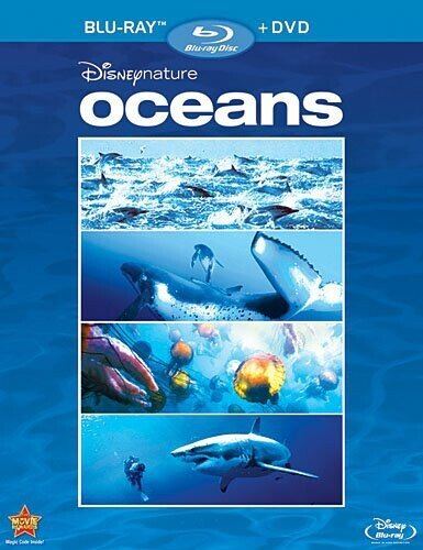 Disneynature: Oceans (2010) (Blu-ray + DVD)