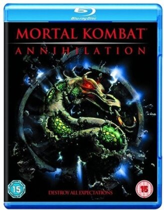 Mortal Kombat 2 - Annihilation (1997)