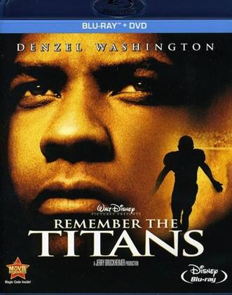 Remember the Titans (2000) (Blu-ray + DVD)