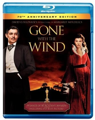 Gone with the Wind (1939) (70th Anniversary Edition)