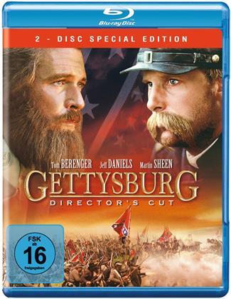 Gettysburg (1993) (Director's Cut, Special Edition, 2 Blu-rays)