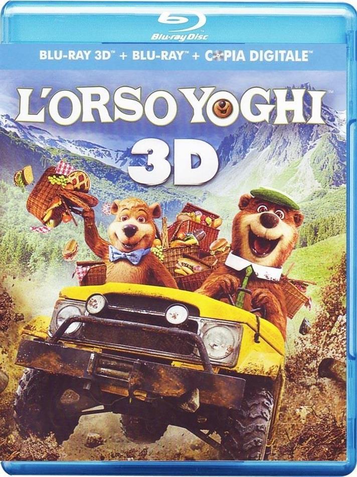 L'Orso Yoghi (2010)