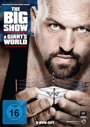 WWE: The Big Show - A Giants World (2011) (3 DVDs)
