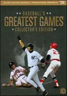 MLB: Baseball's Greatest Games (Collector's Edition, 10 DVDs)