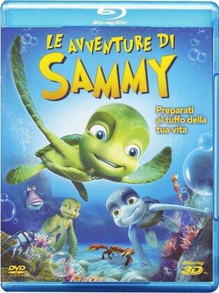 Le avventure di Sammy (2010) (Blu-ray 3D (+2D) + DVD)